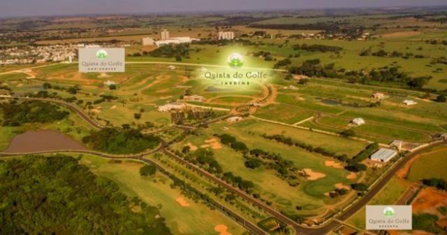 Terreno à venda em Quinta do golfe jardins, Sao jose do rio preto cod:V1831 - Foto 2