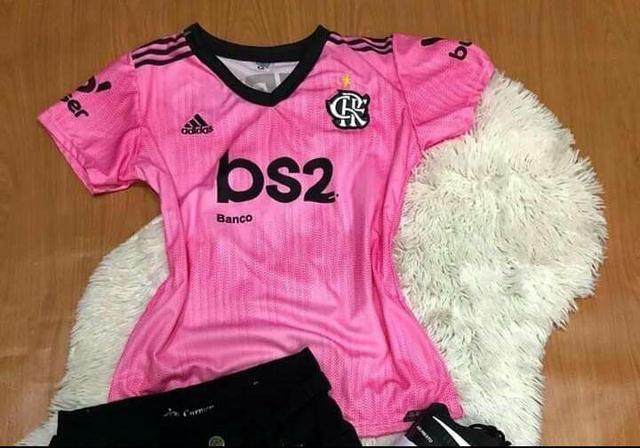 Blusas do Flamengo - Foto 2