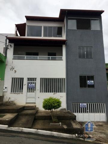 Casa para alugar com 2 dormitórios em Vila do sol, Governador valadares cod:368