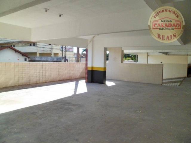 Apartamento com 1 dormitório à venda, 33 m² por R$ 187.624 - Tupi - Praia Grande/SP - Foto 11