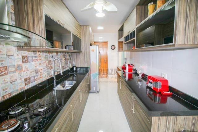 Apartamento com 2 dormitórios à venda, 104 m² por R$ 650.000,00 - Boqueirão - Praia Grande - Foto 19