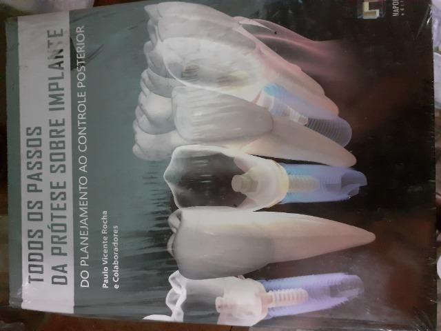 Livro de odontologia