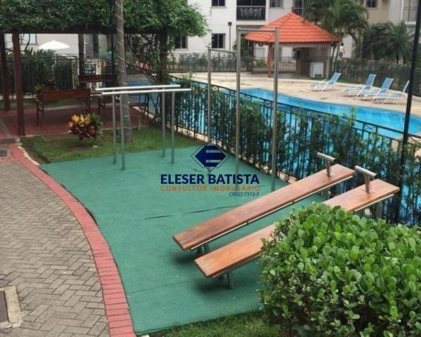 Apartamento à venda com 2 dormitórios em Condomínio ilha de vitória, Serra cod:AP00227 - Foto 4
