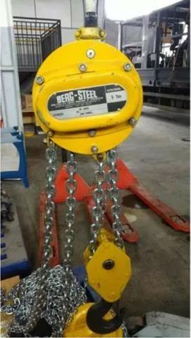 Talha Manual Berg Steel BS Super 5 Ton x 5 m - Foto 2