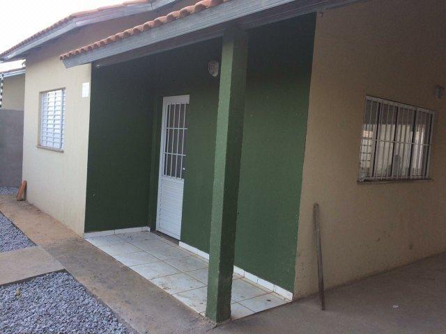 Casa Nova - Residencial Novo Parque