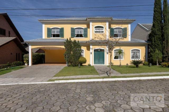 Casa com 5 dormitórios à venda, 439 m² por r$ 2.100.000,00 - santo inácio - curitiba/pr - Foto 18