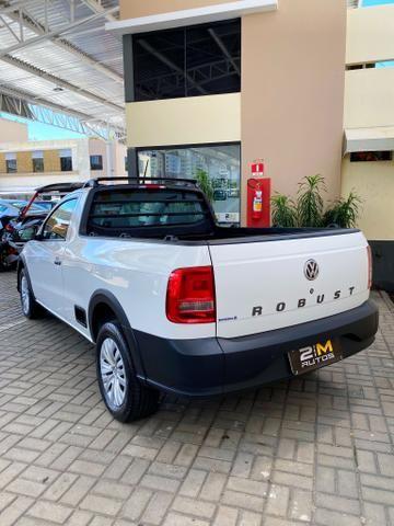 Volkswagen Saveiro Robust CS 1.6 Flex 2018/2019 - Foto 2