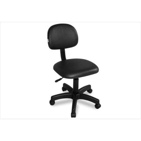 Cadeiras secretária giratória em tecido ou corino