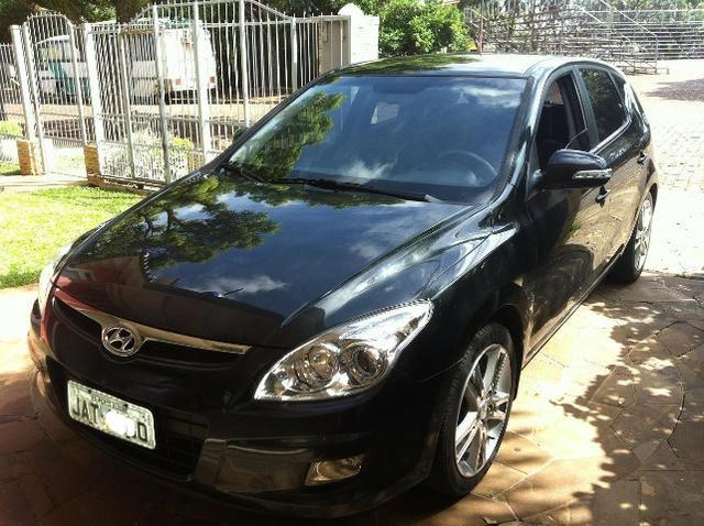 I30 2010 Preto Hyundai 2.0 Placa I