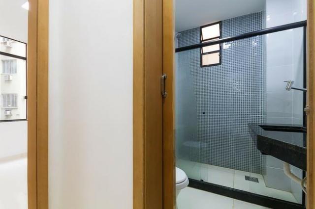 Centro da Cidade 2 qtos 75m² iptu,prédio com elevador (Reformado) - Foto 9