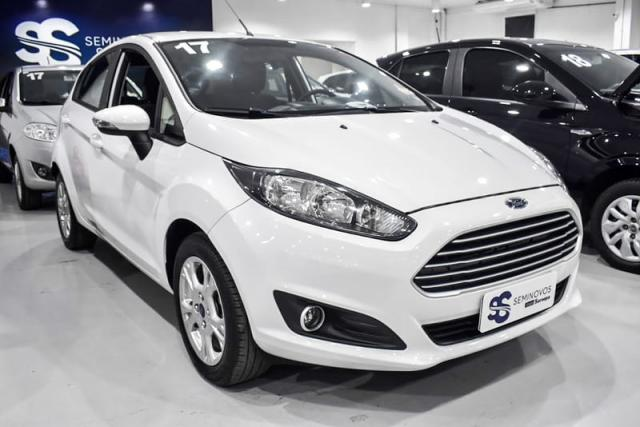FORD FIESTA 1.6 SEL HATCH 16V FLEX 4P MANUAL 2017 - Foto 2