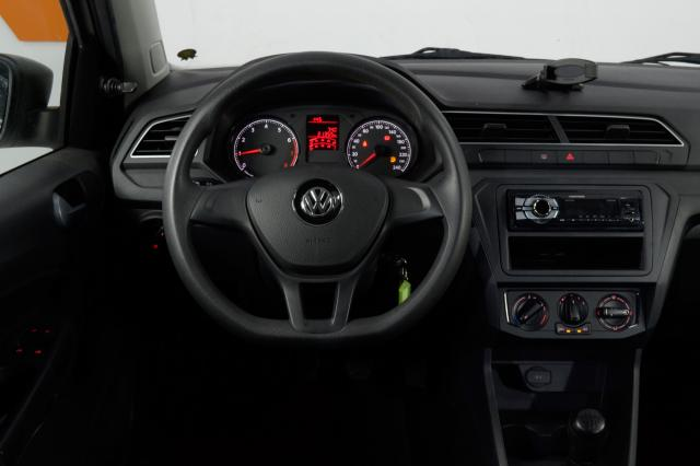 VolksWagen VOYAGE Trendline 1.6 T.Flex 8V 4p - Branco - 2018 - Foto 11