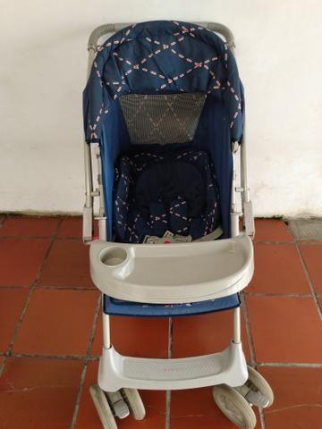 Carrinho bebê menino Galzerano - Foto 5