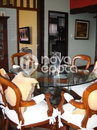 Casa à venda com 4 dormitórios em São conrado, Rio de janeiro cod:FL4CS22387 - Foto 4