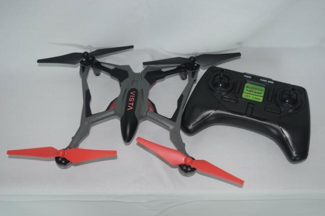 Quadricóptero Dromida Vista Uav Rtf Drone Dide 03rr Vermelho - Foto 2