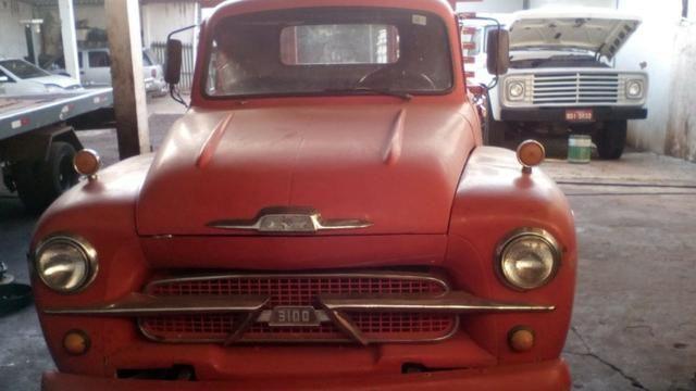 Chevrolet 3100 ano 1959 Relíquia