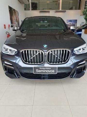 BMW X4 2019/2019 3.0 TWINPOWER GASOLINA M40I STEPTRONIC