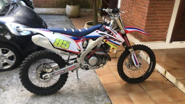 Honda crf 450r 2011 motocross - Foto 4