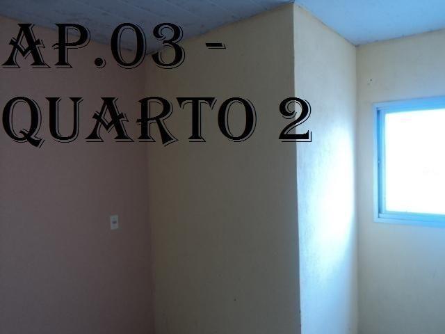 A.L.U.G.O. apartamentos de 2 e 3 quartos em Eldorado, Serra - Foto 6