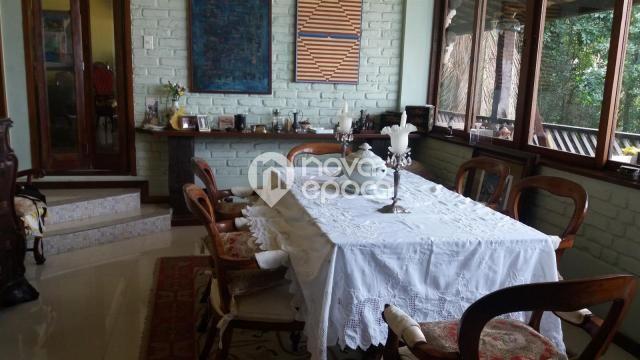 Casa à venda com 4 dormitórios em São conrado, Rio de janeiro cod:FL4CS22387 - Foto 7