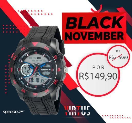 Relógio Masculino Speedo Com Desconto de R$ 219,90 por R$ 149,90 - Foto 4