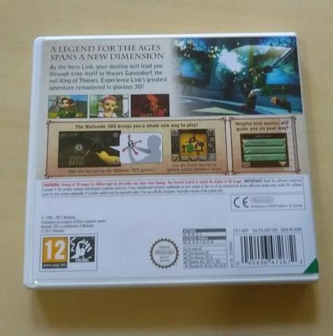 The Legend Of Zelda: Ocarina Of Time 3ds - Foto 2