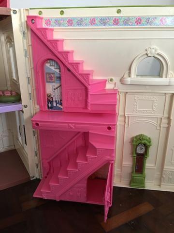 Casa de bonecas Fisher Price Importado - Foto 5