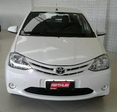 Toyota Etios Hatch X 1.3 Arthur Veiculos - Foto 8