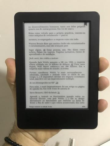 Kindle paperwhite 6 geração