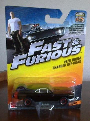 Velozes e Furiosos Dodge Charger Challenger Mattel - Foto 6