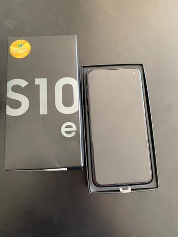 Samsung s10e não troco