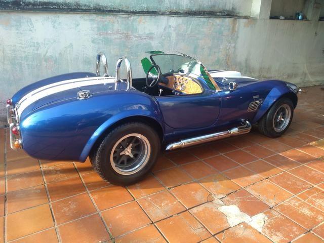 Réplica Shelby Cobra