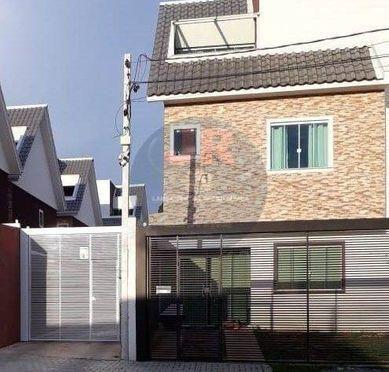 Casa à venda com 4 dormitórios em Bairro alto, Curitiba cod:SB257
