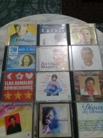 Cds consevados originais musicas boas ,mpb. romanticas ; - Foto 5