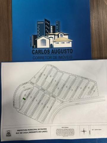 Vendo lote com 420 m2 Mirante do Lago 215.000 mil reais - Foto 10