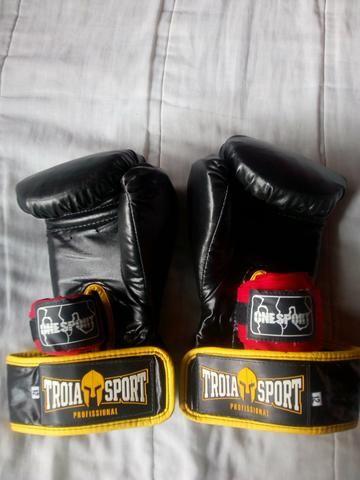 Luva de boxe profissional - Foto 2