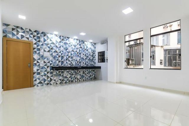 Centro da Cidade 2 qtos 75m² iptu,prédio com elevador (Reformado)