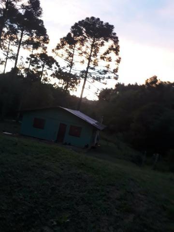 Vendo ou troco Chacrinha em agudos do Sul - Foto 4