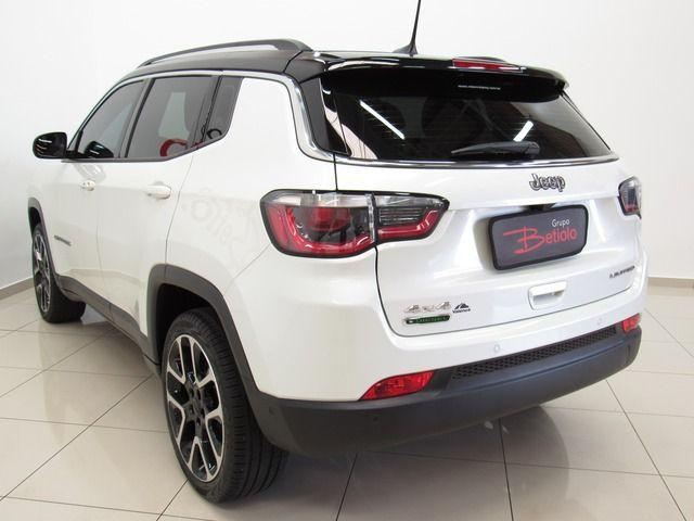 JEEP COMPASS LIMITED AT9 4X4 2.0 16V - Foto 5