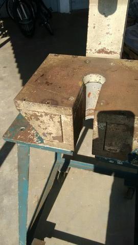 Prensa manual cremalheira 4 toneladas