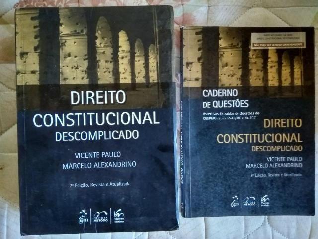 Direito Constitucional e Administrativo Descomplicado - 19° edição - Foto 2
