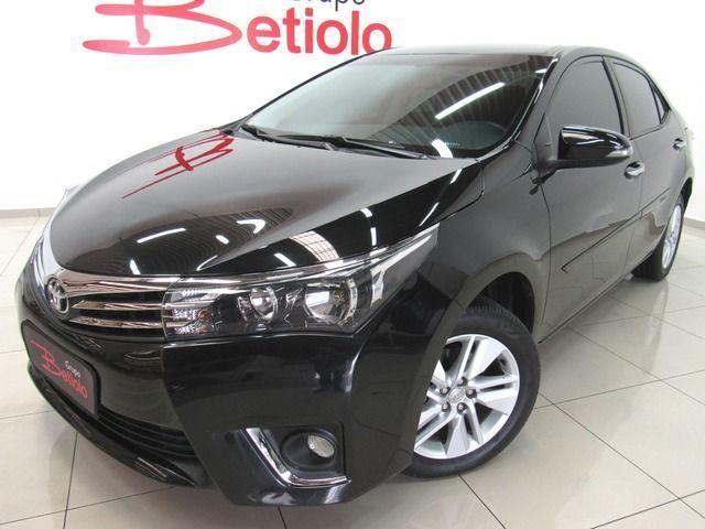 Corolla GLi Upper Black P. 1.8 Flex Aut.