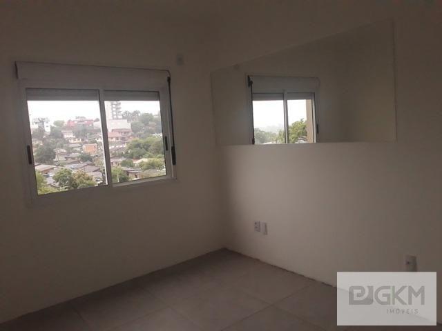 Lindo apartamento 02 dormitórios próximo ao centro, Bairro Bela Vista, Campo Bom/RS - Foto 6