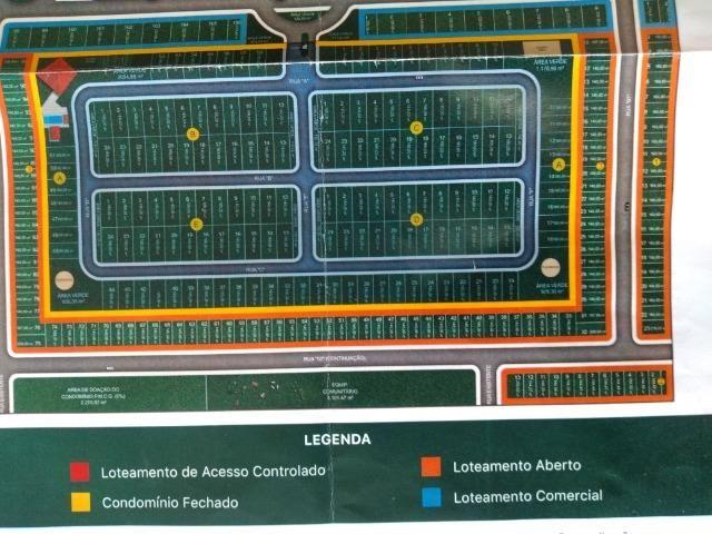 C = Cidade Jardim 2 - Lotes com 140 M², 160 M² e 180 M² = em até 60 parcelas com Entrada ! - Foto 17