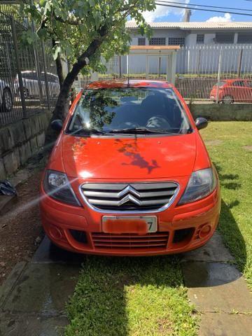 C3 Vermelho GLX 1.4 Flex 2011/2012