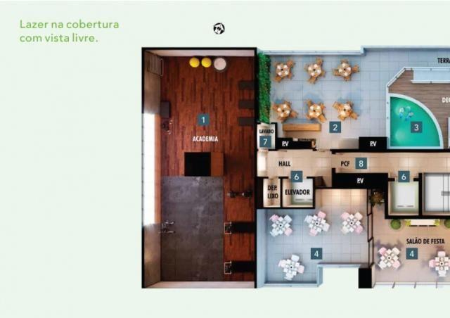 Apartamento 2 dorms no samambaia norte em Samambaia - DF - Foto 11
