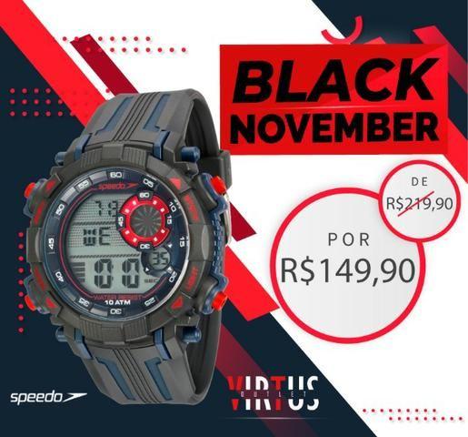 Relógio Masculino Speedo Com Desconto de R$ 219,90 por R$ 149,90 - Foto 3