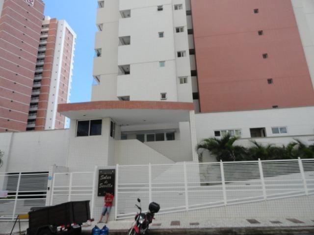 AP0296 - Apartamento 75 m², 03 quartos, 02 vagas, Ed. Solar de Sevillla, Fortaleza/CE