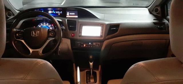 Honda Civic EXS 1.8 2012 - Foto 6