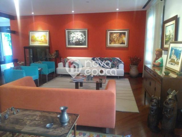 Casa à venda com 4 dormitórios em Santa teresa, Rio de janeiro cod:CO4CS36256 - Foto 9